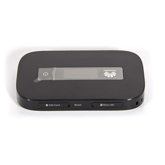 Amazon Com Huawei E5756 43 2 Mpbs 3g Mobile Wifi 3g Globally