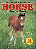 The World's Greatest Horse Poster Book, Daniel Johnson, 0760330158