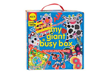 Giant Busy Box (My Giant Busy Box, Teaching Toys, 2017 Christmas Toys)