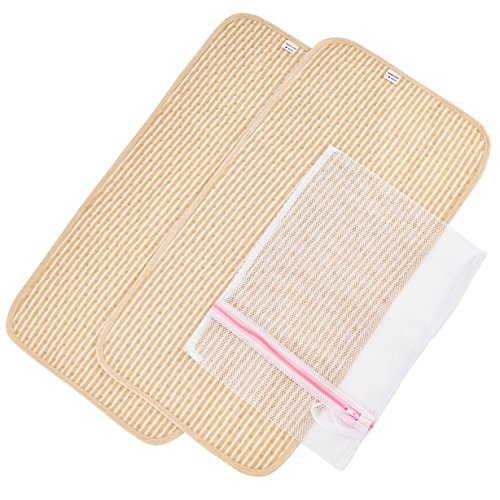 Changing Pad Liners Waterproof with Laundry Bag - Best for Diaper Changing Pad, 14
