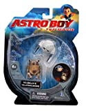 Astro Boy The Movie Series Mini Action Figure - Trashcan and Weapons Drone by Astro