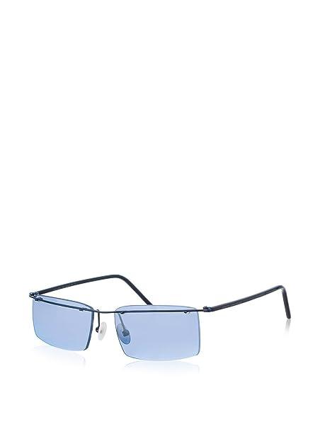 Adolfo Dominguez Gafas de Sol AD14030-245 (54 mm) Azul ...