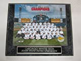 2005 White Sox World Series Champions Collector Plaque w/8x10 TEAM PHOTO!