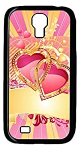 Love 8 Hard Cover Back Case For Samsung Galaxy S4,Soft TPU Back Case Cover for Samsung Galaxy S4 i9500
