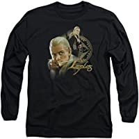 Long Sleeve: Lord of the Rings-Legolas Longsleeve Shirt