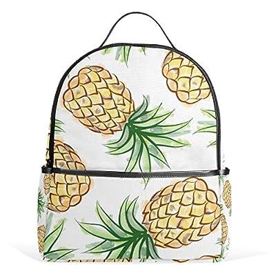 Happy Pineapple Dabbing Sport Waist Packs Fanny Pack Adjustable For Travel