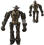 Fortitude - 8x Real Steel Atom Midas Noisey Boy Zeus 13cm PVC Action Figure Set