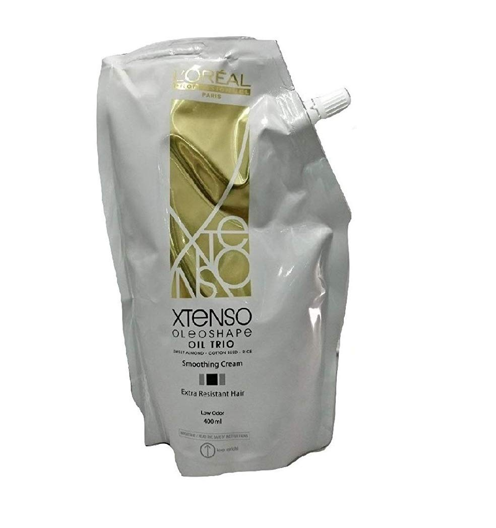 L'oreal X-tenso Straightening Hair Cream, Pack of 2