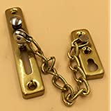 Gold Anti - Theft Chain Stainless Steel Security Door Chain Anti - Theft Chain Door Lock Lock Door Chain Anti - Theft Chain Deduction