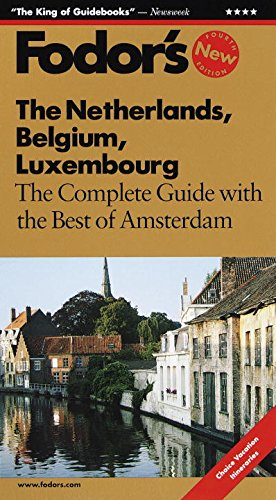 Fodor's Netherland, Belgium, Luxembourg, 4th Edition: The Complete Guide with the Best of Amsterdam Paperback – March 30, 1999 Fodor' s Fodor' s Netherland 0679000607 Netherlands