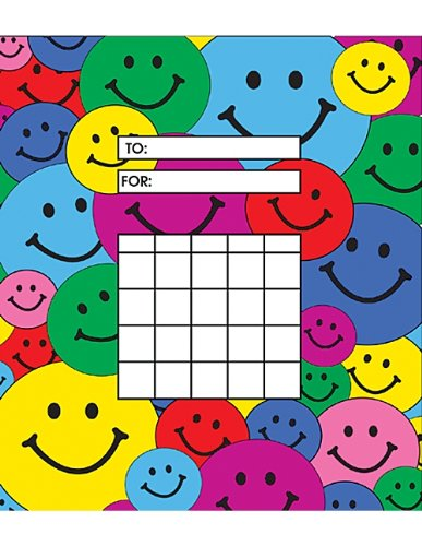 - Teacher Created Resources (1818) Happy Faces Incentive Charts