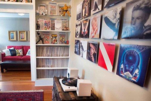 Collectormount Album Mount Vinyl Record Shelf Stand And