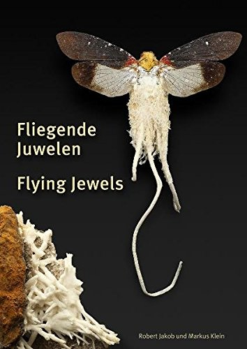 Fliegende Juwelen - Flying Jewels: Ein Mineralien Insektarium