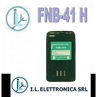 Batería FNB-41 9,6/1000 mA/h compatible con RTX Yaesu FT-50/VX-10 422021