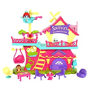 Squinkies Squinkieville Clubhouse Playset from Blip Toys - Import