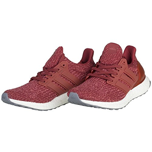 adidas Ultra Boost J 046, Sneaker Unisex – Adulto Multicolore (Burgundy|crimson Red Bb3046)
