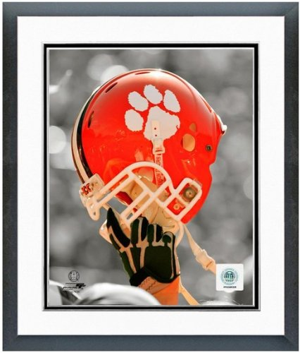 Clemson Tigers Helmet Spotlight Photo 12.5