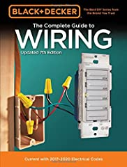 BLACK+DECKER'slatest edition of the best-selling home-improvement book in North America for more than a decade is completely updated to conform to 2017–2020 national electrical codes. For more than ten years, BLACK+DECKERThe Complete...