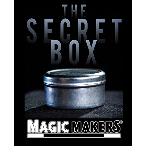 Secret Box Amazing Magic Trick