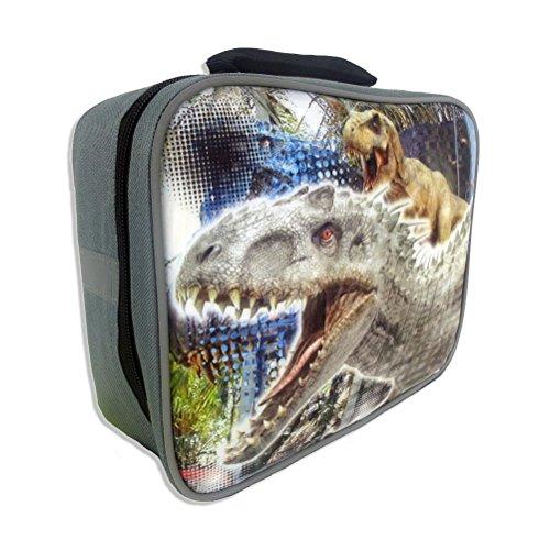 Jurassic World Rectangular Insulated Lunch Bag