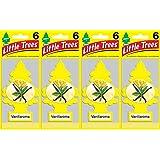 Little Trees Vanillaroma Air Freshener, (Pack of 24)
