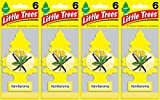 Little Trees U6P-60105 Vanillaroma Air Freshener - (Pack of 24)