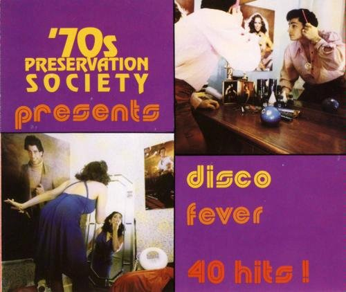 - Disco Fever (2-cd) - '70s Preservation Society Presents