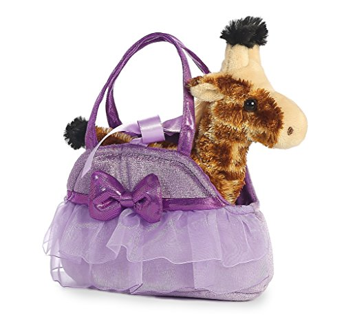 (Aurora World Fancy Pals Pet Carrier, Tutu Cute Giraffe)