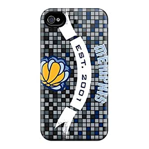 Case For HTC One M7 Cover, Premium Protective Cases With Awesome LoMemphis Grizzlies