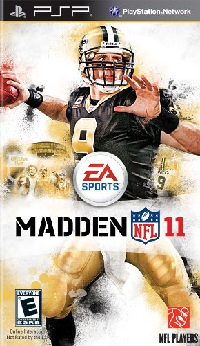 Madden NFL 11 - Sony PSP by Electronic Arts