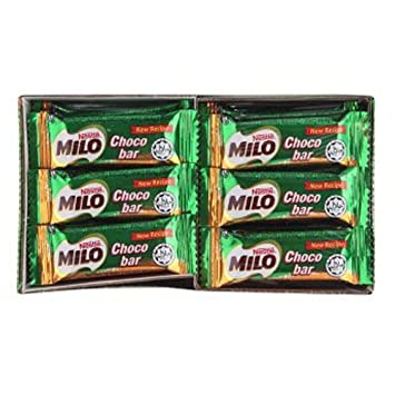 Nestlé Milo Bar Choco, Chocolate aromatizados Pastelería 4 G ...