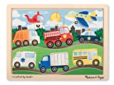 Melissa & Doug On The Road Jigsaw Puzzle (12-Piece) thumbnail