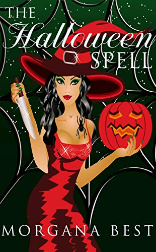 The Halloween Spell (The Kitchen Witch Book 6) -