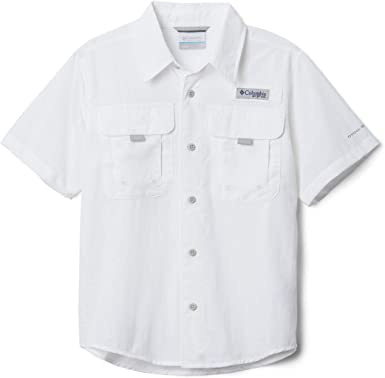 Columbia Camiseta de Manga Corta Bahama para niños