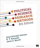 img - for Political Science Research Methods book / textbook / text book