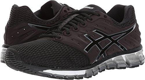 ASICS Men's Gel-Quantum 180 2 Running-Shoes, Black/Black/Carbon, 10 Medium US by ASICS