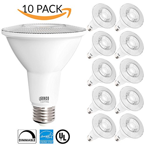 Sunco Lighting 10 PACK Equivalent
