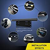 Nilight Led Light Bar Mounting Bracket Front