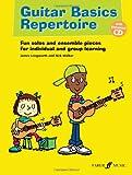 Guitar Basics Repertoire (With Free Audio CD)