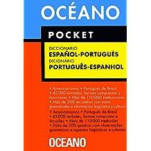 Oceano Pocket Diccionario Espanol-Portugues/ Dicionario Portugues-Espanhol (Spanish and Portuguese Edition)