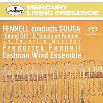 Fennell Conducts Sousa