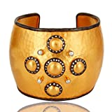 Indian Ethnic Bollywood Cuff Bracelet Jewellery for Women's Wedding Gift Jewelry