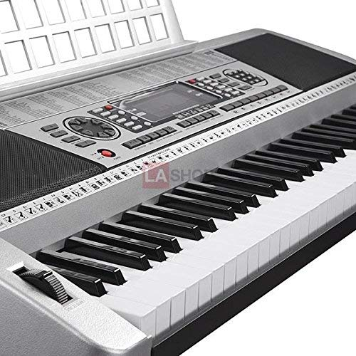 Amazon.com: Music Electronic Keyboard 61 Keys Portable Piano MK939: Musical Instruments