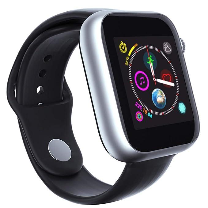 Amazon.com: Yaidas nuevo Z6 Bluetooth 3.0 reloj ...