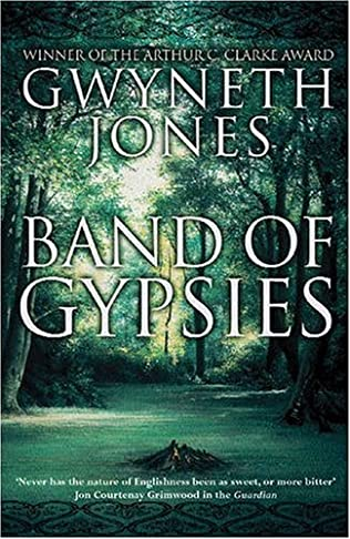 book cover of Band of Gypsies
