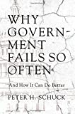 img - for Why Government Fails So Often: And How It Can Do Better book / textbook / text book