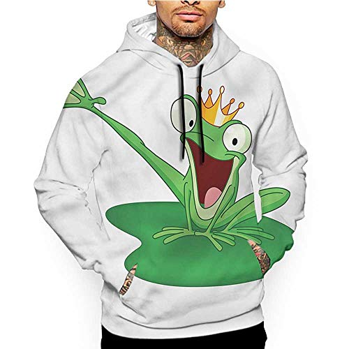 (Unisex 3D Novelty Hoodies Animal,Funny Cat in Wallpaper Hole,Sweatshirts for Girls)
