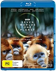 Seven Worlds, One Planet [3 Disc] (Blu-ray)