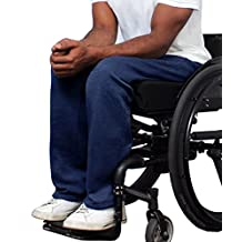 Fleece Adaptive Wheelchair Pants For Men - Disabled Adults