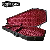 Coffin Case B-195 Universal Wood Bass